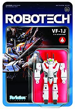 Super7 ROBOTECH - VF-1J ReAction Figure