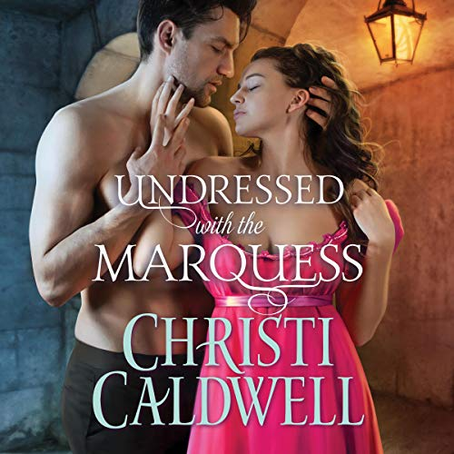 Undressed with the Marquess cover art
