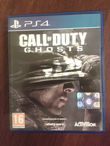 Call Of Duty (Cod) : Ghosts [Importación Italiana]