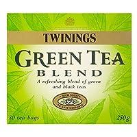 Twinings Green Tea Blend Tea Bags (80 per pack) トワイニング緑茶ブレンドティーバッグ(パックあたり80 )