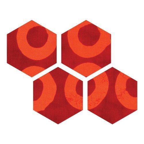 Ellison Europe Sizzix Bigz Die - Troquel (3,2 cm), diseño de hexágonos