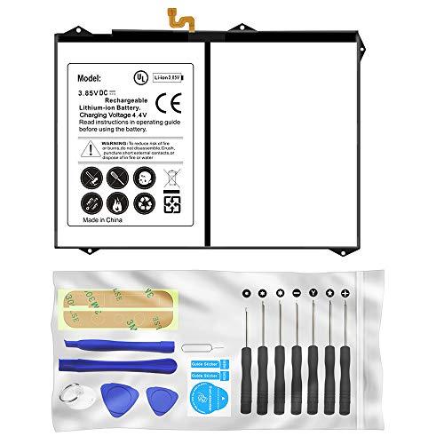 Galaxy Tab S3 Battery,Long Lasting Displaceable Lithium Boosting 6100mAh Internal Battery Screwdriver Tool Kit for Samsung Galaxy Tab S3 SM-T820N Verizon/U.S. Cellular