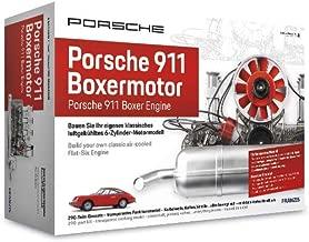 Franzis Porsche 911 Boxer Engine Model Kit - Porsche Museum Edition