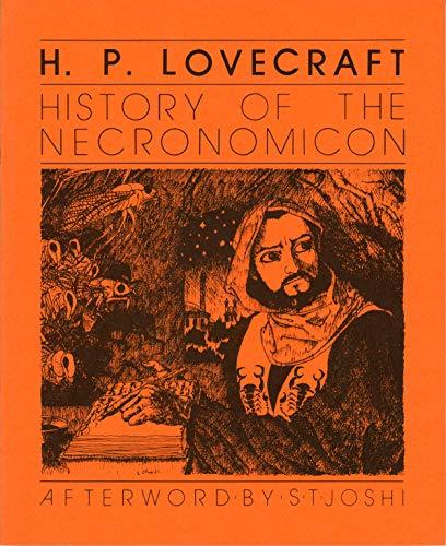 History of the Necronomicon 0318047152 Book Cover