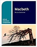 Fielder, S: Oxford Literature Companions: Macbeth: With all you need to know for your 2021 assessments - Su Fielder