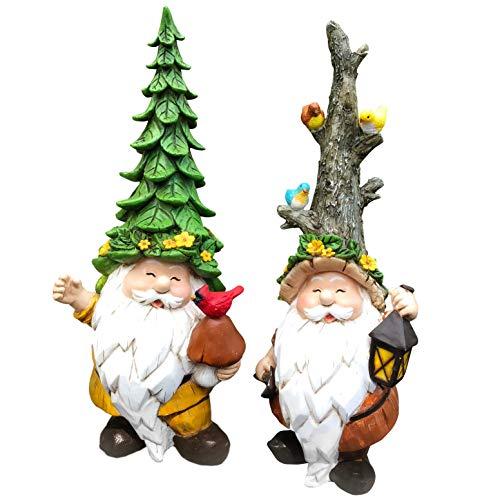 Unique Gnome Set of 2