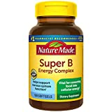 Nature Made Super B Energy Complex, Dietary...