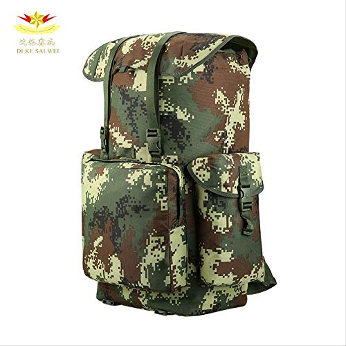 longer 75l Outdoor Sports Backpack Camping Camouflage Backpack Large Capacity Professional Mountaineering Bag Hiking Equipment Bag