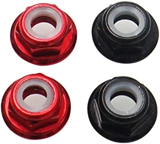 ARRIS M5 Quick Release Prop Nuts Self-Tightening Lock Nuts Adapter for Brushless Motor of RC FPV Racing Drones (2CW + 2CCW)