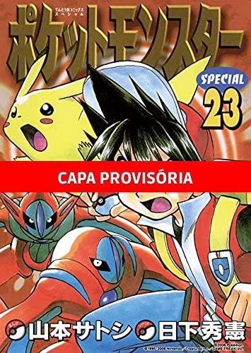 Pokémon Firedred e Leafgreen Volume 1