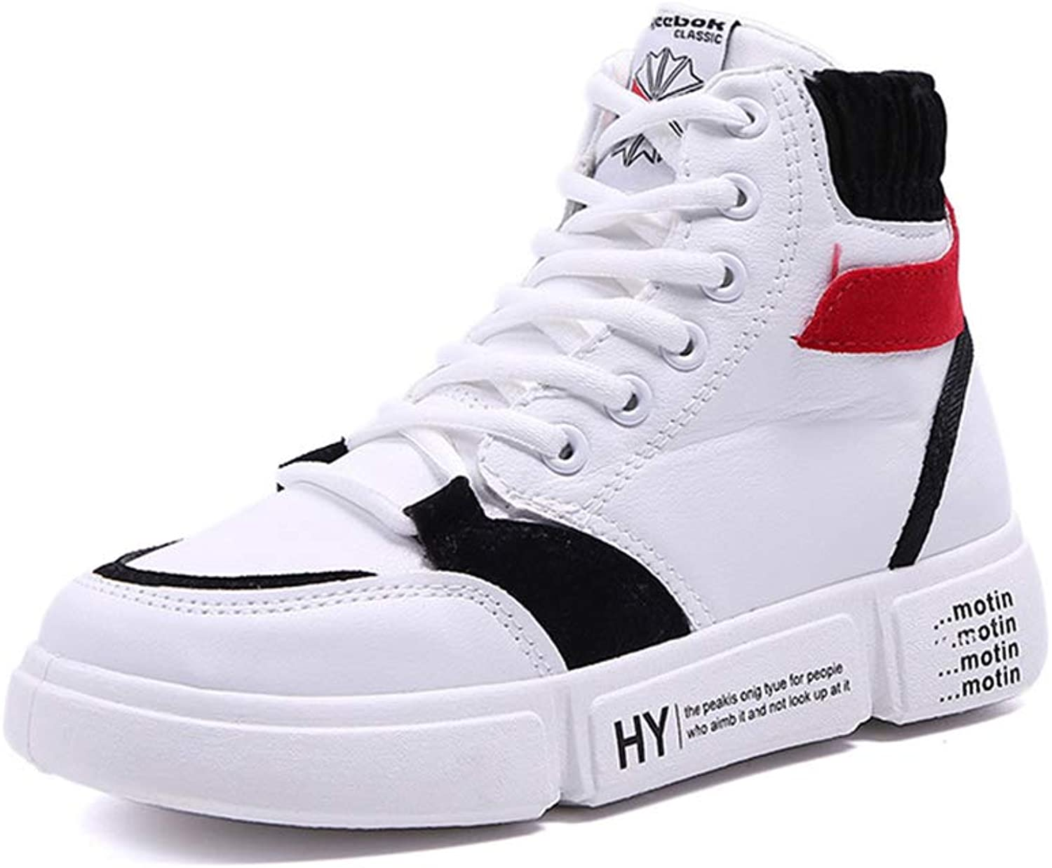SUNNY Store Women Platform White Black Chunky Dad Fashion Sneaker Athletic Sports Walking shoes Trainers