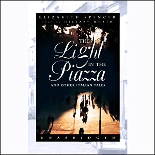 The Light in the Piazza audiobook cover art