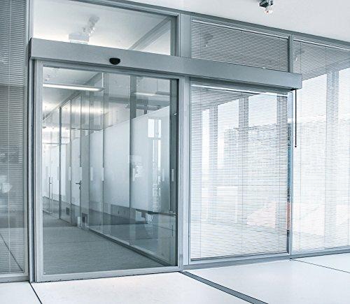Abridor de puerta corredera automático, automático puerta de aluminio vz155: Amazon.es: Bricolaje y herramientas