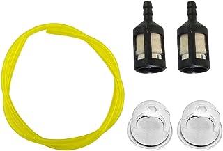 fenteer Kraftstofffilter Leuchtmittel Primer Schlauch Linie für Motorsense Ventilator geeignet für BP250HB180