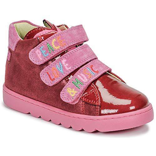 AGATHA RUIZ DE LA PRADA HOUSE Sneakers meisjes Rood/Roze Hoge sneakers
