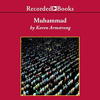 Muhammad audiobook cover art
