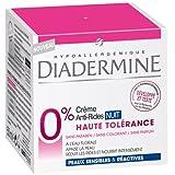 Diadermine - Crème Anti-Rides Nuit Haute Tolérance - 50 ml