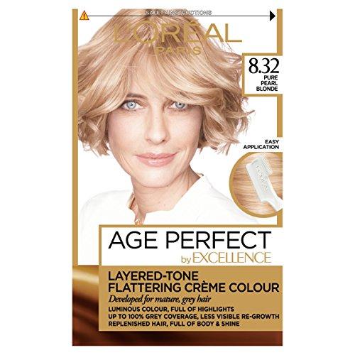 L'Oréal Paris Excellence Age Perfect très très clair naturel Doré Blond Très Clair Doré