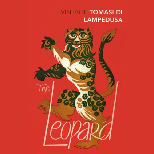 The Leopard audiobook cover art