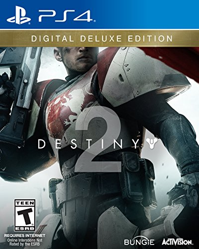 Destiny 2 - Digital Deluxe Edition - PS4 [Digital Code]