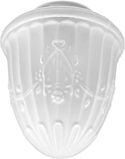 1 3 4 fitter glass shade