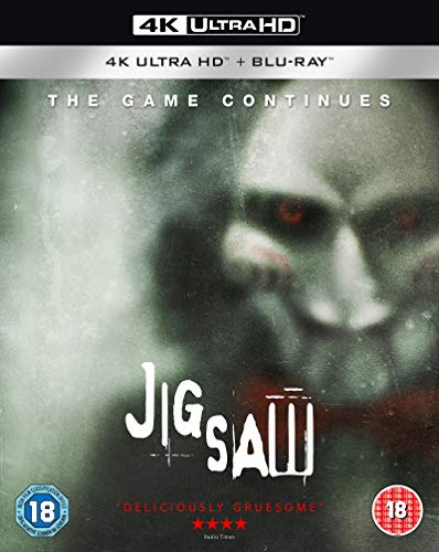 Jigsaw 4K Ultra Hd [Edizione: Regno Unito] [Blu-ray]
