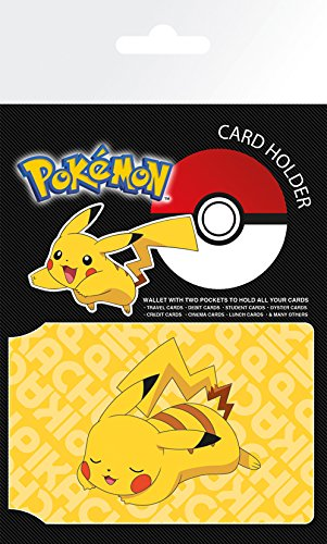 GBeye Card Holder - Pokemon Resting Pikachu
