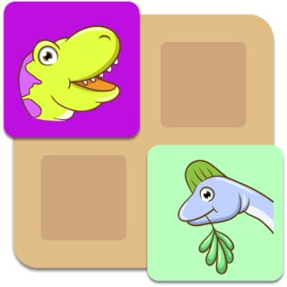 Kids Dinosaur Memory Game - Addictive, inspiring and mind improving and learning adventure game with dinos for babies, boys, girls and preschool toddlers under ages 2, 3, 4, 5 years old - Free Trial