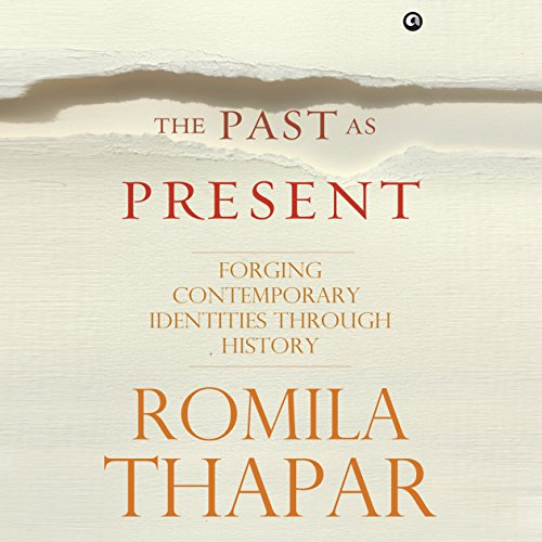 The Past as Present audiobook cover art