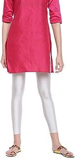 GO COLORS Women's Skinny Fit Slim Leggings