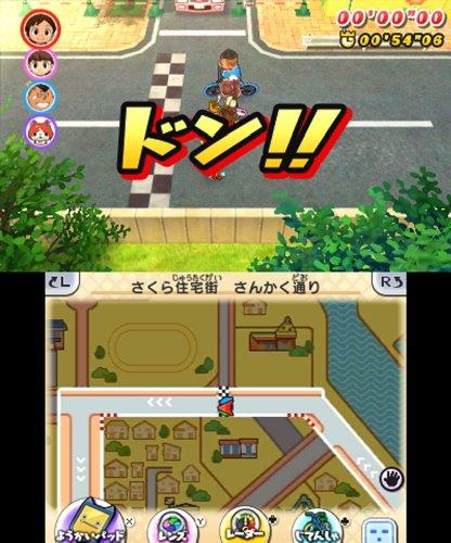 妖怪ウォッチ2元祖特典同梱(ジバニャンメダルニャイーン他)-3DS