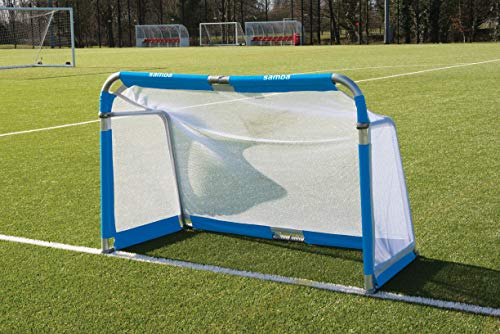 Samba Soccer Goal- Pop Up- Aluminum Folding Soccer Goal-5ft x 3ft- Premium Portable Soccer Goal. Made in The UK!