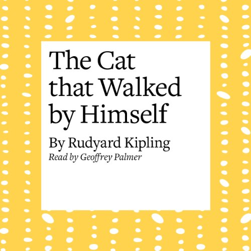 The Cat that Walked by Himself copertina