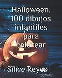 Halloween. 100 dibujos infantiles para colorear