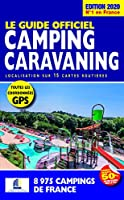 Le Guide Officiel Camping caravaning Edition 2020