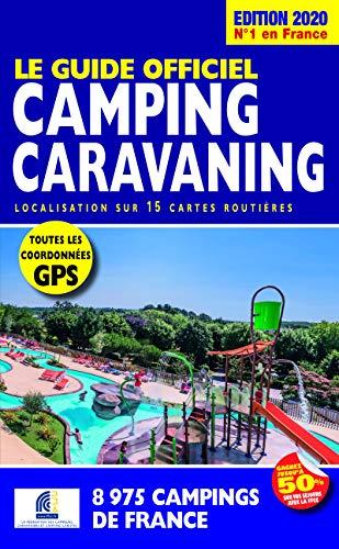 Le Guide Officiel Camping Caravaning 2020