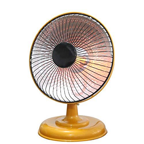 Gaowi Mini Ventilateur De Bureau, Ventilateur Électrique Appareil De Chauffage À Économie D'énergie Ménagère, Cadeaux Parfaits pour Un Petit Ventilateur De Table avec Interrupteur Marche/Arrêt