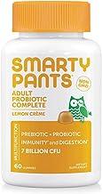 SmartyPants Adult Probiotic Complete, Lemon Creme