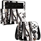 MightySkins Skin Compatible with Nintendo Switch - Artic Camo | Protective, Durable, and Unique Vinyl Decal wrap Cover | Easy to Apply, Remove, and Change Styles | Made in The USA