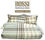 Bossi Copriletto Matrimoniale Trapuntato 270x270 Sherlock v.7247