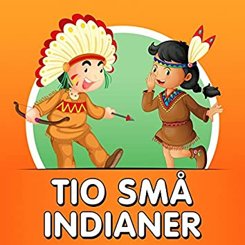Tio små indianer
