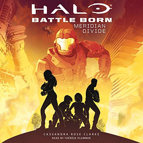 Halo Battle Born: Meridian Divide cover art
