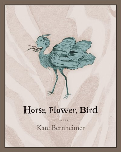 Image of Horse, Flower, Bird