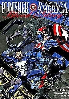 Punisher & Captain America: Blood & Glory (1992 series) #1