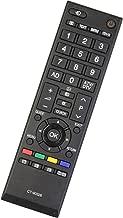 allimity Sostituire il Telecomando CT-90326 apto para Toshiba TV 26DL933G 32AV615DB 32AV615DG 32AV633DB 32AV635D 32AV636DB 32AV703G1 32AV733 32AV733G1 32AV933G 32AV934G 32EL833G 32EL933G