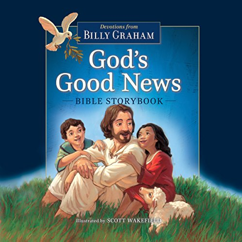 God's Good News Bible Storybook audiobook cover art