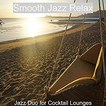 Jazz Duo for Cocktail Lounges