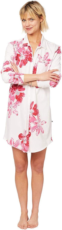 The Cat's Pajamas Bora Bora Pima Knit Night Shirt