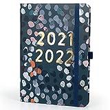 (en alemán) Agenda 2021 2022 A5 Perfect Year de Boxclever Press. Agenda Escolar 2021 2022 Mediados Agosto'21 - Julio'22. Planificador Semanal con 7 Columnas. Agenda Escolar con Pestañas.