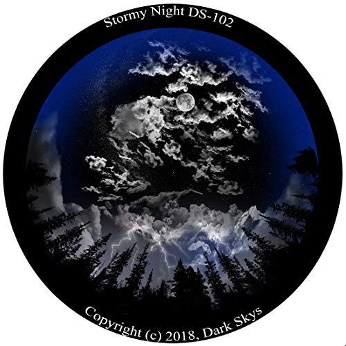 Stormy Night disc for Uncle Milton Star Theater Pro/Nashika NA-300 Home Planetarium